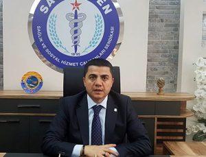 Sağlık-Sen Gaziantep Şubesi'nden doktora yapılan saldırıya kınama