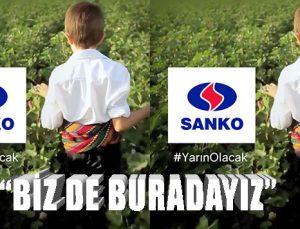 """SANKO HOLDİNG: """"YARIN OLACAK"""" FİLMİ İLE """"BİZ DE BURADAYIZ"""" DİYOR"""