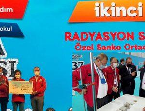 SANKO Okulları Türkiye ikincisi