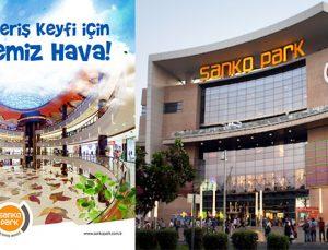 SANKO PARK'TA HAVA HEP TAZE