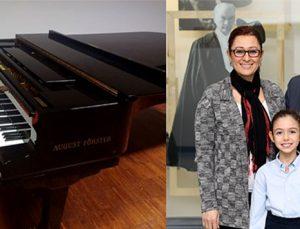Sankolu öğrenci piyanoda Avrupa ikincisi oldu
