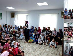 Şehitkamilli kadınlara çevre bilinci semineri