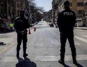 Sokağa çıkma kısıtlamasını ihlal eden 515 kişiye ceza