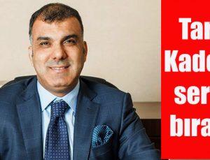Tarkan Kadooğlu serbest bırakıldı