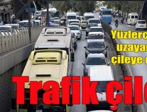 Trafik çilesi