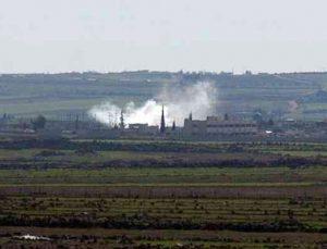 Türkiye- Suriye sınırındaki Çobanbey'de patlama: 16 yaralı