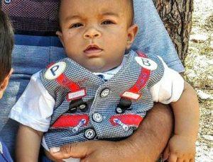 Üzerine mangal devrilen 2 yaşındaki çocuk hayatını kaybetti
