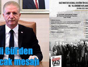Vali Gül'den 26 Ocak mesajı