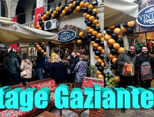 Vintage Gaziantep'te