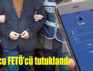 Yakalama kararı bulunan Bylock'cu FETÖ'cü tutuklandı