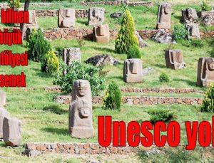 YESEMEK UNESCO YOLUNDA