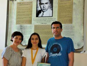 Zeynep Özharat'a Waterloo Üniversitesi'nden Matematik ödülü