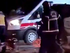 Feci kaza : 6 yaralı