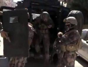Uyuşturucu tacirlerine Helikopter destekli operasyon
