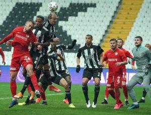 Aboubakar attı, Beşiktaş kazandı: 2-1