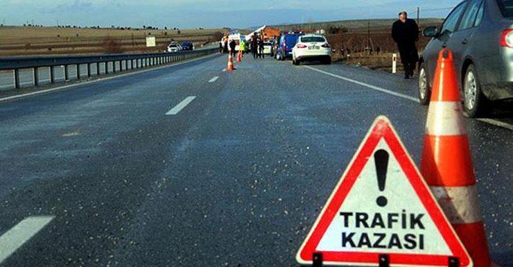 Feci kaza: 2 ölü, 10 yaralı