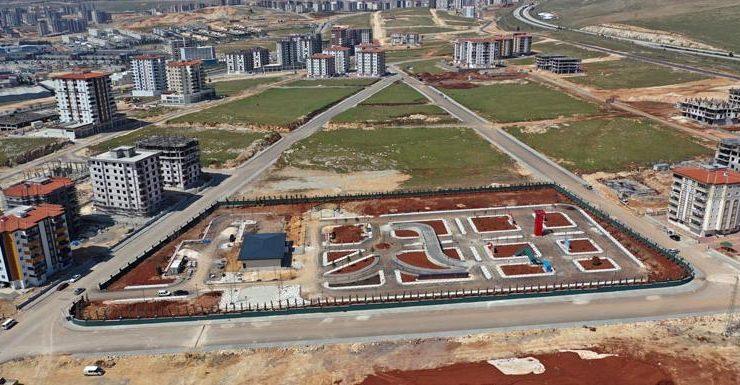 TRAFİK PARKI'NDA SONA GELİNDİ