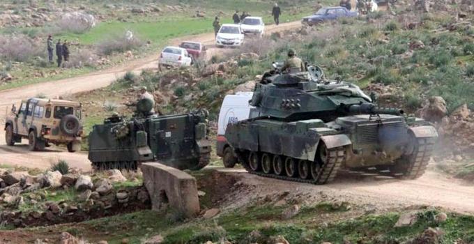 Zeytin Dalı Harekât bölgesinde hain saldırı: 2 Şehit