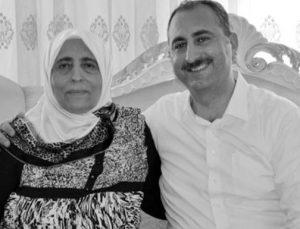 Adalet Bakanı Gül'ün acı günü