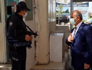 Kılıç'tan Polis haftası kutlaması