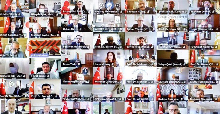 GAÜN'E 'ENGELSİZ ÜNİVERSİTE' ÖDÜLÜ