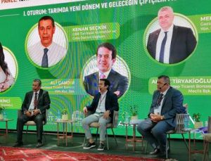 """""""TARIM AKILLI TEKNOLOJİYLE KABUK DEĞİŞTİYOR"""""""