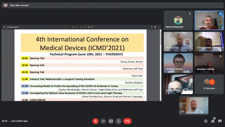 Uluslararası Tıbbi Cihazlar Konferansı
