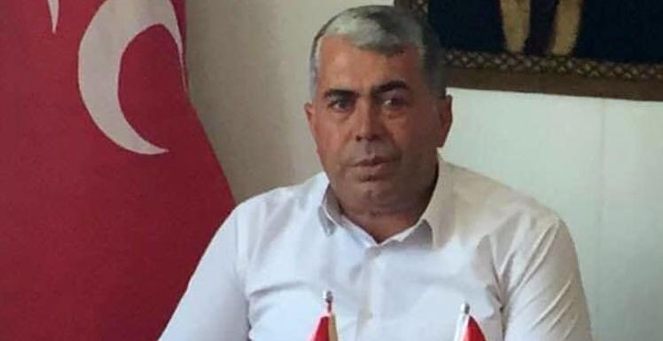 MHP İLÇE BAŞKANI TRAFİK KAZASINDA HAYATINI KAYBETTİ