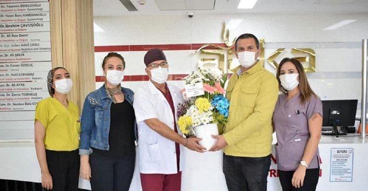 ANKA'da Anestezi Günü kutlandı