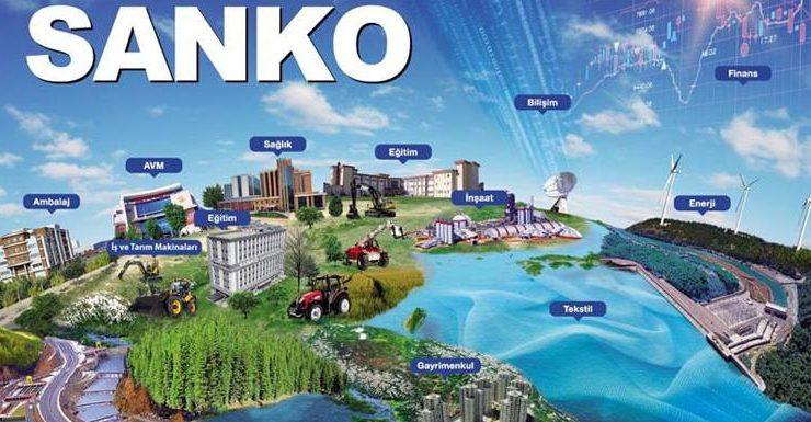 SANKO'DAN 98'İNCİ YILA ÖZEL KUTLAMA