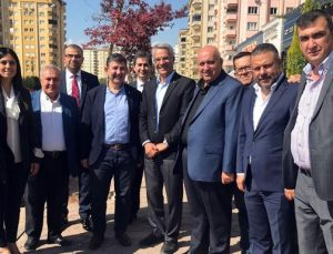 Gaziantep sanayicisinin yanında olacağız